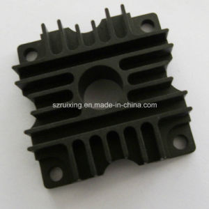 CNC Machining of Heat Sink for Electronic and Electric Products