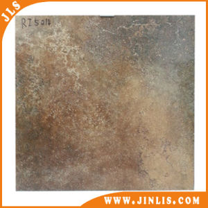 Building Material Beige Rock Anti-Slip Rustic Ceramic Floor Tile pictures & photos