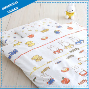 100%Cotton Cartoon Bedding Duvet Cover (Set) pictures & photos