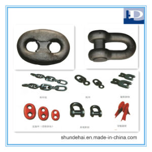 D Type Offshore Mooring Marine Anchor Chain End Shackle pictures & photos