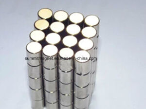 Super Strong Disc Round Rare Earth Neodymium Magnet pictures & photos