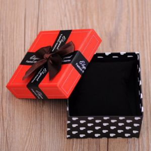 Manila Gift Box Mini Jewelry Box Packaging Box Watch Box pictures & photos