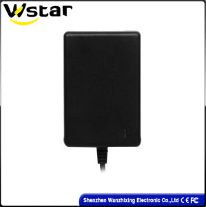 24W12V2apower Adapter with U. S Plug (WZX-668) pictures & photos