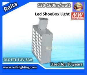 130-160lm/W 400W LED Shoebox Light
