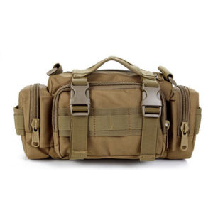Military Tactical Travel Hiking Riding Bike Messenger Shoulder Bag pictures & photos