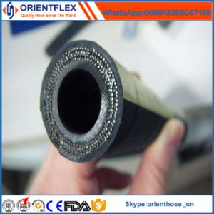 Rubber Wire Spiral Hydraulic En856 4sh/4sp Tube Hose pictures & photos