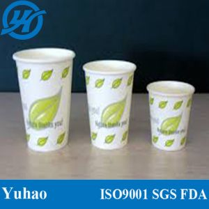 Good Quality Disposable Paper Water Cups for Cold Drinking pictures & photos
