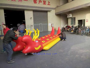 Nylon Long Size Inflatable Yacht for Event (TK-038) pictures & photos