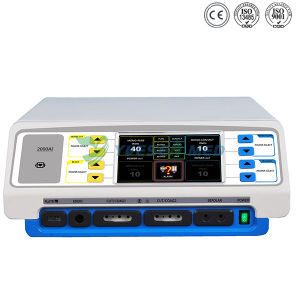 Ysesu-2000ai Hospiyal ICU Medical LCD Medical Electrosurgical Generator pictures & photos