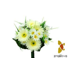 Artificial/Plastic/Silk Flower Gerbera, Daisy Bush (2712017-13) pictures & photos