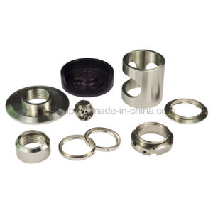 Customized Machined Parts, Alloy CNC Machining Parts Machinery pictures & photos