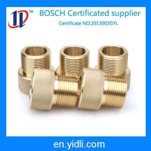 Precision Brass Parts CNC Machining