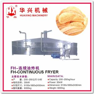 Continuous Fryer pictures & photos