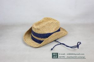 Raffia Hat (OT-XH8029) pictures & photos