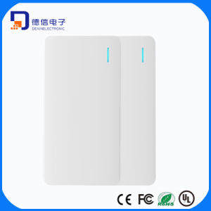 High Quality 5000mAh Li-Polymer Mobile Power with LED pictures & photos