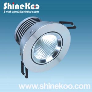 10W Aluminium LED COB Spotlight (SUN12-10W) pictures & photos