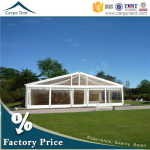 12mx39m New Canvas Party Tents High Peak Fire Resistant Tents pictures & photos