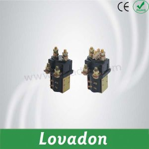 Lzj400 H DC Contactor for Battery or Rectified Power pictures & photos