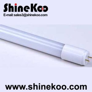 Glass 18W LED T10 Fluorescent Tube (SNT8-18/120) pictures & photos