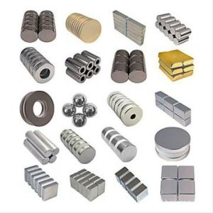 Permanent Strong Variety Neodymium Magnet for Loudspeaker pictures & photos