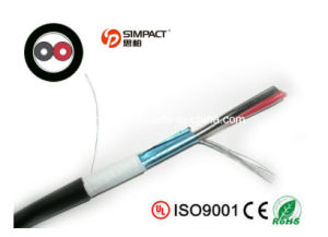 UL1666, CE, RoHS Rated FTP Outdoor Audio Cable pictures & photos