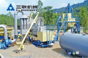 Lb Series Asphalt Mixing Plant with Competitive Price