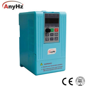 CE and SGS Single and Three Phase Sensorless Vector Control Frequency Inverter