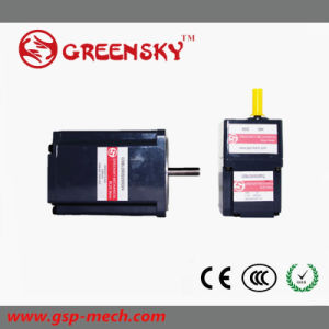 15W ~60W DC Brushless Square Geared Motor pictures & photos