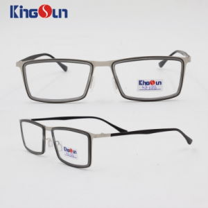 Tr90 Mix Metal Frame with Thin Temple Optical pictures & photos