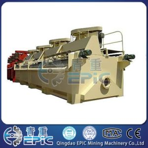 Copper, Silver, Gold, Tin, Lead Ore Selection Flotation Machine