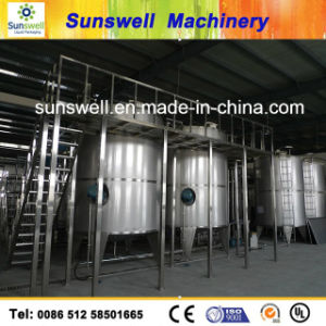 High Quality with Best Price Juice Pretreatment Water Treatment pictures & photos
