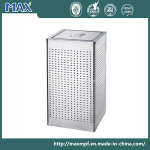 Stainless Steel Litter Bin for Hospital pictures & photos