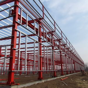 Prefab Workshop by Steel Structure pictures & photos