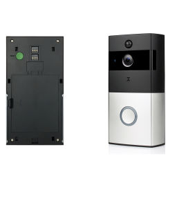 High Quality WiFi Video Doorbell Night Vision 720p IP Video Door Phone with Indoor Dingdong pictures & photos