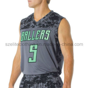 Custom Design Basketball Teams Uniform (ELTLJJ-150) pictures & photos