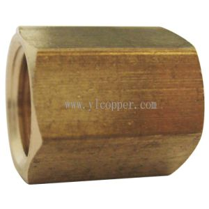 Brass Hex Coupling Machinery Parts Auto Parts pictures & photos