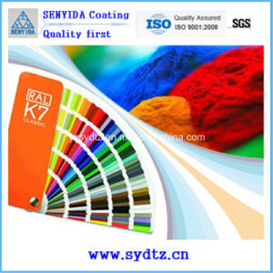 Hot Outdoor Polyester Powder Coating Paint for Guardrail pictures & photos