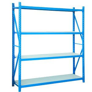 Light Duty Warehouse Shelf Storage Rack for Dominica pictures & photos