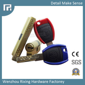 Door Lock Cylinde Double Open Brass Security Rx-23 pictures & photos
