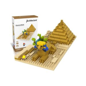 6739376-Sphinx Building Block Educational Toy pictures & photos