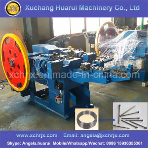 Manufacture Nail Making Line Wire Nail Forming Machine pictures & photos