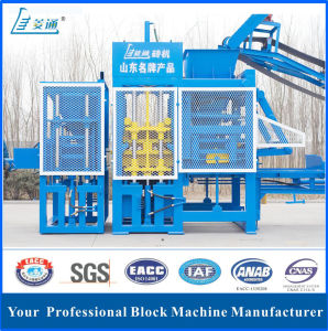 Fully Automatic Fly Ash Cement Concrete Brick Machine in India