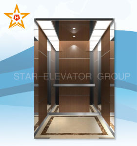 1000kg Passenger Lift Elevator Made in China pictures & photos
