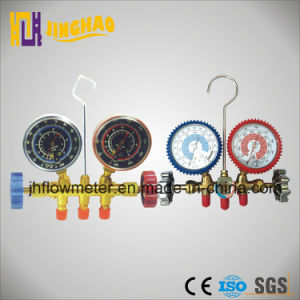 Refrigeration Aluminum Pressure Gauge (JH-YL-RE) pictures & photos