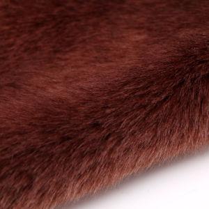 Fake Fur Fabric for Cushion/Car Seat/Garment Faux Rabbit Fur Cloth pictures & photos