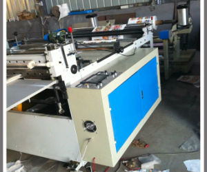 A3/A4 Automatic Loading Paper Slitting Cutting Machine with Auto Stacker (DC-HQ) pictures & photos