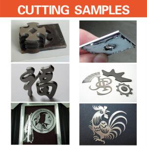 Portable 500W 3D Carbon Fiber Laser Cutting Machine for Metal pictures & photos
