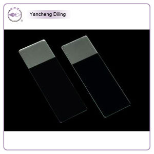 Ground Edges Frosted One End on One Side Microscope Slides (7105) pictures & photos