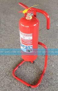 Tubular Fire Extinguisher Stand pictures & photos