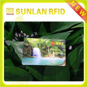 2017 Custom Design Plastic RFID Business Smart Card 13.56MHz pictures & photos